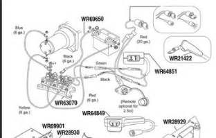 4 wheeler winch wiring diagram 30 wiring diagram images
