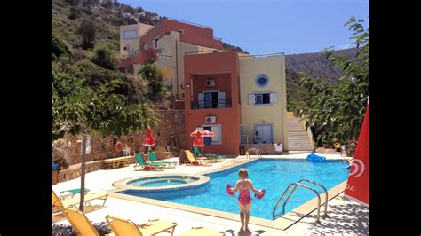 Appartments In Crete Sofi Apartments Stalis Crete