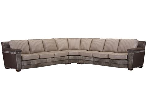 sofa upholstery bedford 948 00 bedford series sectional leathercraft furniture