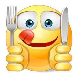 emoji yummy hungry smiley symbols emoticons