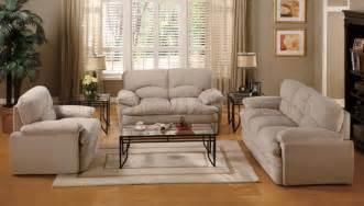 Beige Living Room Sets Light Beige Fabric Living Room Set