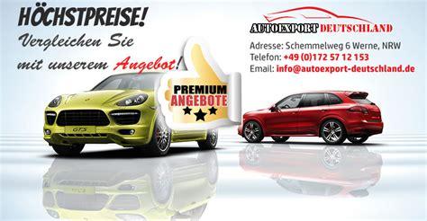auto mobile de deutschland autoexport deutschland autoankauf unfallwagen ankauf