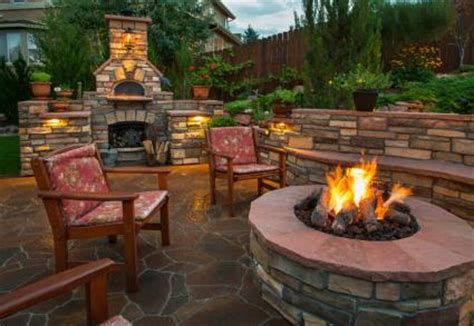 best lights for the backyard sitting area how to design a firepit seating area lovetoknow