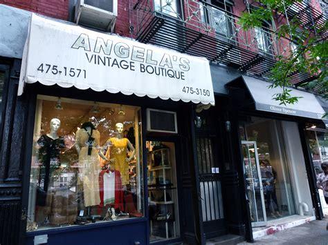 vintage clothing store new york city wroc awski