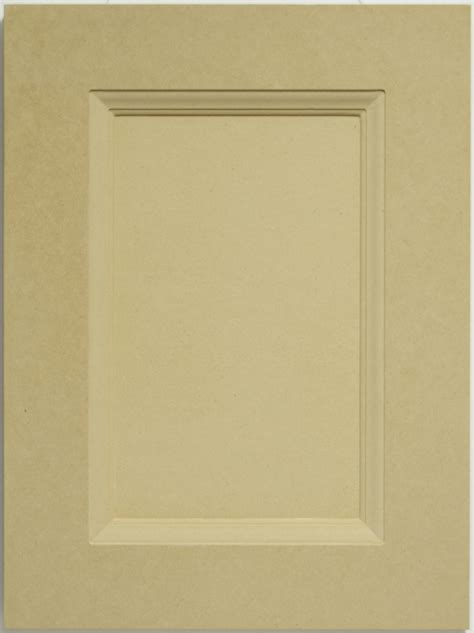 Cabinet Doors Mdf Gorham Mdf One Routed Kitchen Cabinet Door For Paint
