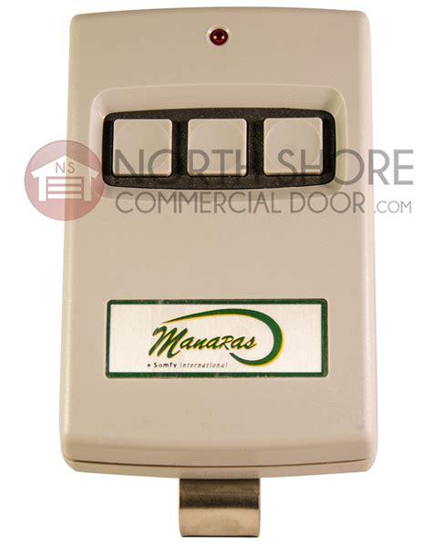 Garage Door Transmitter Manaras Garage Door Opener Transmitter Model Mt3 1000 Item Radio22