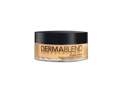 Dermablend Cover Creme Yellow Beige dermablend smooth liquid camo foundation