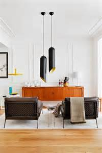 mid century modern interior design eclectic sensational apartment with mid century furniture digsdigs