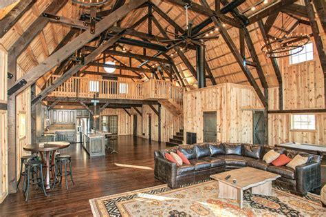 Texas Barndominium Floor Plans Midwest Timber Home On The Plains