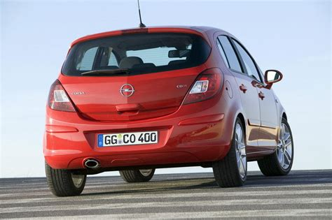 2007 opel corsa review top speed