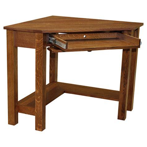 amish corner desk amish corner computer desk ofco42m1