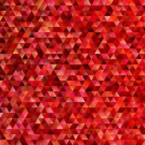 Premium Abstrac geometric abstract regular triangle mosaic background