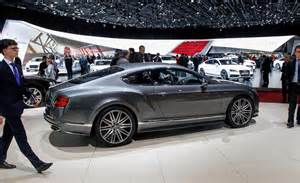 2015 Bentley Continental Gt Speed Coupe Car And Driver