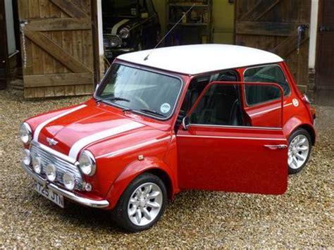Red Barn Auto Classic Mini Cooper Vintage Mini Cooper Classic Car
