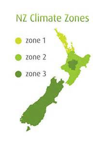 geography blog new zealand nz climate zones maps