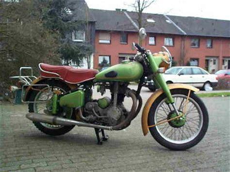 Oldtimer Motorrad Nsu Konsul by Nsu Konsul