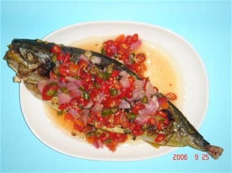 Sambal Ikan Cakalang Gurih Pedas By Nacha resep masakan indonesia