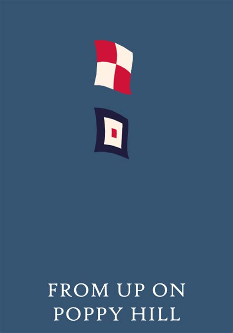 from up from up on poppy hill minimalist poster by anarchemitis on deviantart