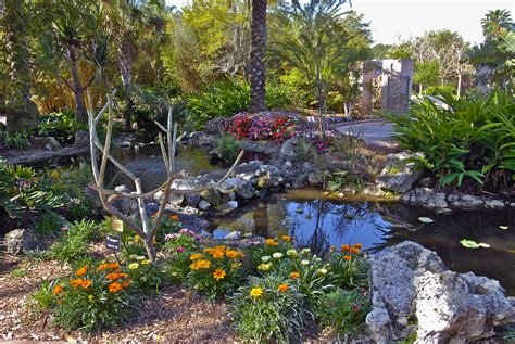 Best Botanical Gardens In Florida Pinellas County Florida Communications Photo Library