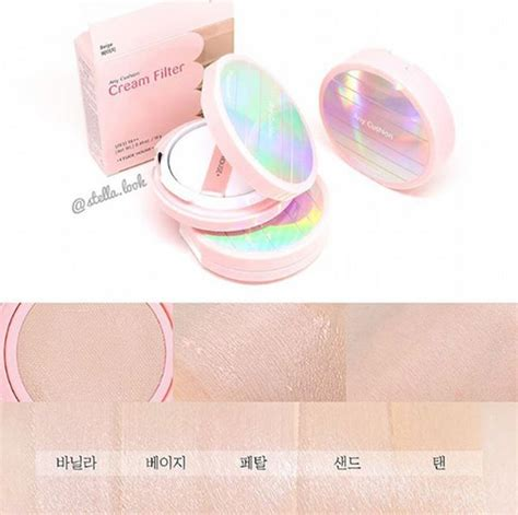 Etude House Any Cushion Filter Spf33 Pa Original Etude House Any Cushion Filter Spf33 Pa