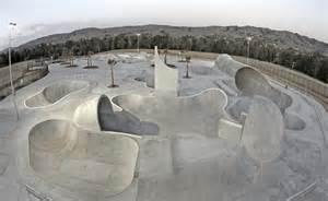 Skate Parks In Big Air Designing The World S Best Skate Parks News