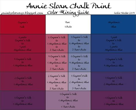 paint color swatch book painted furniture