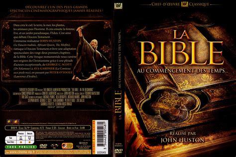 Bible V 4 jaquette dvd de la bible v4 cin 233 ma