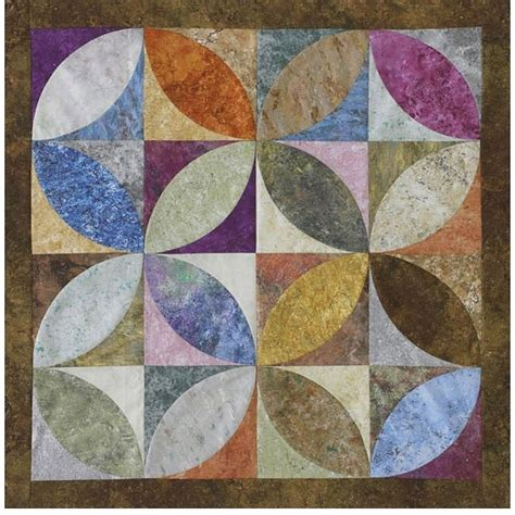 Circular Quilt Patterns by Quilt With Circular Patterns Forms