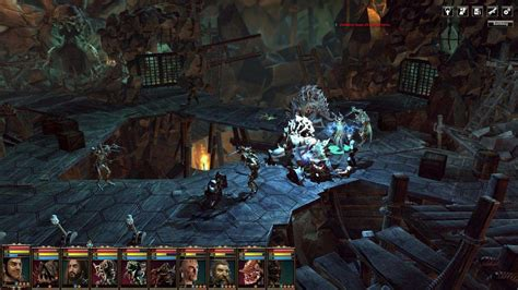 Ps4 Blackguards 2 Blackguards 2 Review Gamespot