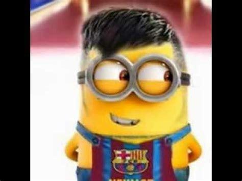 imagenes de minions barcelona neymar en minion youtube