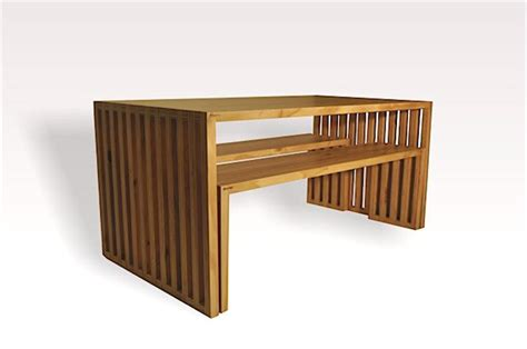 plywood bench four seater plywood dining table il mio mano