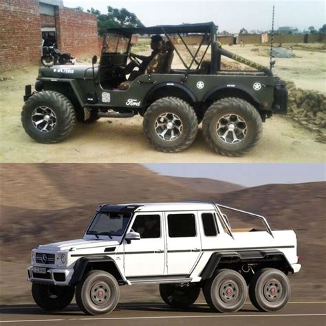 jeep olx a modified version of willys jeep now converted into a 6x6