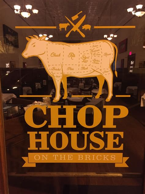 chop house thomasville ga chop house on the bricks tallahassee com community blogs