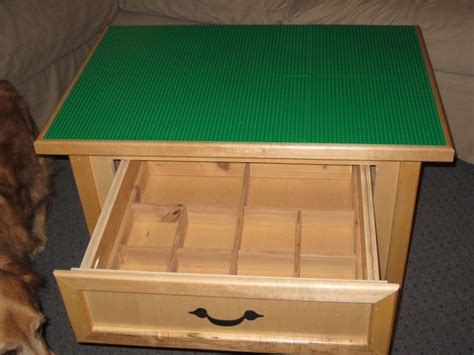 lego table with drawers 103 best images about lego table on end