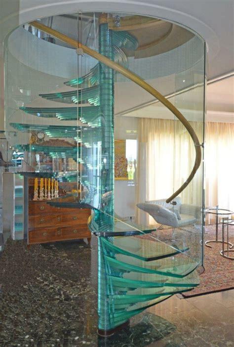 treppen aus glas stilvolle treppen und treppenh 228 user aus glas siller