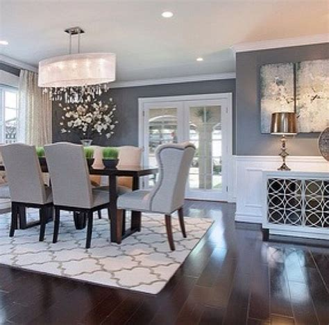 gray dining room ideas 25 best ideas about dining room colors on