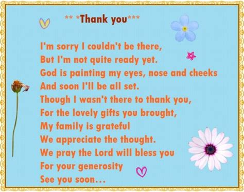 baby shower poems from unborn baby baby shower thank you poems from unborn baby hubpages