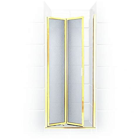 Coastal Shower Doors Paragon Series 32 In X 66 In Framed Obscure Shower Door