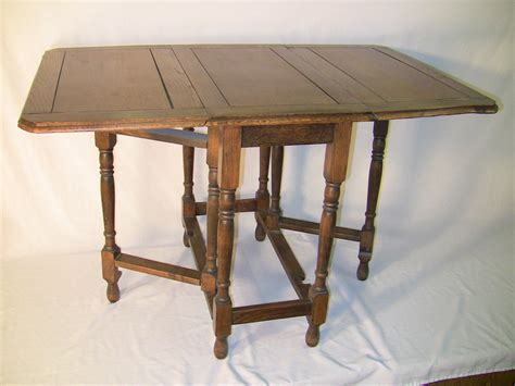 To The Table File Gateleg Table Jpg Wikimedia Commons