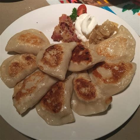 All Pierogi Kitchen by Potato And Potato Cheddar Pierogis With Bacon