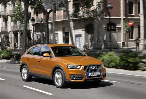 Audi Diesel Forum by Audi Q3 Nouvelles Versions Dans La Gamme Diesel Audi