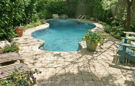tiny pools 1000 images about swimming pools for small yards on