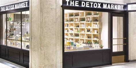 Detox Store Toronto by The Detox Market Travels To Toronto S Union Station With