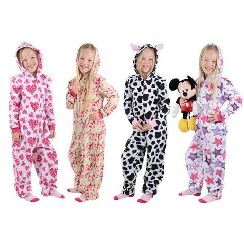 Jumpsuit Topi hooded fleece all in one pyjamas jump sleep