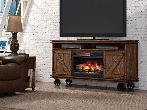 white fireplace tv stand rockfall electric fireplace tv stand in white washed oak