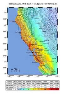 1906 san francisco earthquake shakemaps