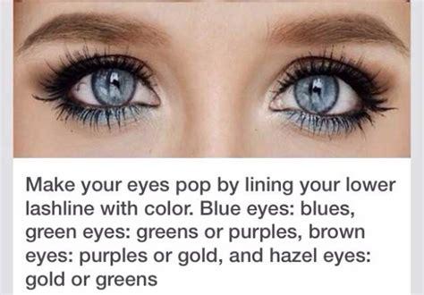 eyeliner tutorial to make eyes look bigger 34 makeup tutorials for small eyes the goddess