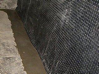 exterior basement waterproofing membrane exterior waterproofing membrane nusite waterproofing contractors