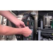 W BodyTech  HowTo Bypass The FuelPump Relay On Any 1997