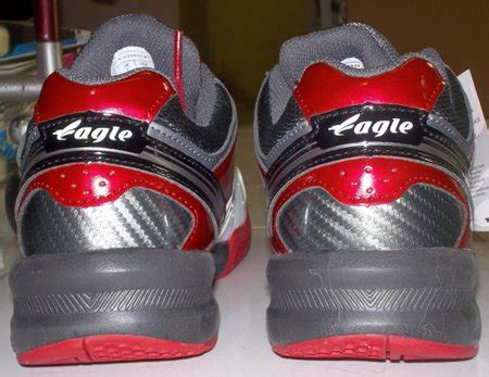 Sepatu Badminton Eagle Pro Chion toko jual sepatu bulutangkis badminton original murah